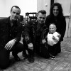 """Mini-Me"" & The Hollywood Vampires – Verne Troyer, Alice Cooper, Johnny Depp & Robert Deleo"