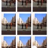 "Pink Floyd ""Wish You Were Here"" Cover Photo Location And Stuntmen"