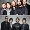 The Foo Fighters Would Only Share A Dressing Room With Oasis Or Led Zeppelin