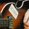 "Paul McCartney's ""BASSMAN"" Sticker On His Hofner Violin Bass"