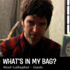What Music Is In Noel Gallaghers Amoeba Records Shopping Bag?