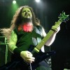 """Dimebag"" Darrell Was Buried In A Kiss Kasket With Eddie Van Halen's Bumblebee Guitar"