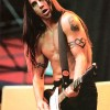 Anthony Kiedis Playing Guitar Live
