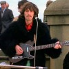 "George Harrison's Fender Rosewood Telecaster ""Rooftop Concert"" Guitar Was Bought By Ed Beg..."