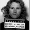 List Of Jim Morrison's Six Arrests & Mug Shots