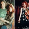 "Three Years After Jim Morrison's Death: His ""Cosmic-Mate"" Pamela Courson Died Here"