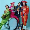 The Red Hot Chili (Sgt.) Peppers Lonely Hearts Club Band