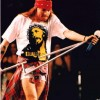 "Axl Rose ""Kill Your Idols"" Jesus Shirt & Charles Manson Shirts"