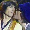 Mick Jagger's Memorable Licking Of Ronnie Wood's Lips And Face On SNL 1978
