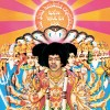"The Jimi Hendrix Experience ""Bold As Love"" Album Cover Artwork"