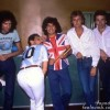 The Controversial Queen & Diego Maradona Backstage Photos - Argentina 1981