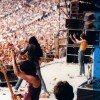"Ramones ""Flipping The Bird"" After Getting Booed Off The Stage"