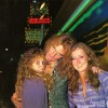 Classic Photo: David Lee Roth, Stevie Nicks & Bonnie Raitt Oustide A Hollywood Strip Club