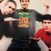 Why Is Beastie Boys Ad-Rock Wearing A Happy Halloween Shirt???