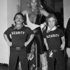"David Lee Roth & Van Halen's ""Super Small"" Security Detail"