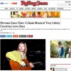 NEWSFLASH for The Huffington Post, Rolling Stone & BBC - Kurt Cobain Played Guitar Left-Handed!!...