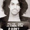 The Infamous Prince Mugshot After Mississippi Arrest In 1980
