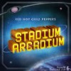 "See The Red Hot Chili Peppers Rejected Storm Thorgensen Artwork for ""Stadium Arcadium"""
