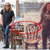 Robert Plant Reunited with His Long Lost Chair from Led Zeppelin Oakland 1977