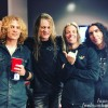 feelnumb.com EXCLUSIVE: Sebastian Bach Covers Cheap Trick & Rush with Taylor Hawkins and Chevy M...