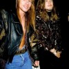 The Axl Rose, Shannon Hoon Friendship