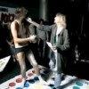 "WTF???  Nirvana And The Smashing Pumpkins Playing ""Crisco"" Twister"