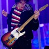 Radiohead's Jonny Greenwood's Honda Sticker On His Fender Telecaster Plus Guitar