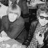 Brian Jones Was Buried In A Silver And Bronze Casket Paid For By Bob Dylan