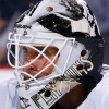 Pittsburgh Penguins Brent Johnson's Led Zeppelin Themed Hockey Goalie Masks