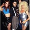 Nirvana MTV Live & Loud Hosts Anthony Kiedis And Flea Dress Up In Drag For The Occasion