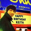 Keith Moon Drove A Car Into A Pool At A Holiday Inn On His 21st Birthday