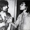 George Harrison Meets Bob Marley