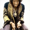 Jimi Hendrix Royal Hussar & British Army Veterinary Corps. Military Jackets