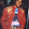 "Michael Jackson's Shirt Under His Jacket In The ""Beat It"" Video"