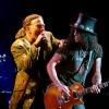 Photo Of Axl Rose & Slash Together Again???  Gun's N' Roses Reunion???