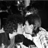 David Bowie And Lou Reed Kissing???