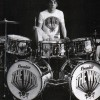 "VOTE: Best Drum Kit – John Bonham ""Vistalite Kit"" vs. Keith Moon ""Pictures of Lily Kit"""