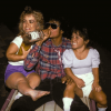 WTF???  Michael Jackson Chugging Vodka With Two Midget Girls On His Lap