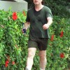 Not Looking So Cool: Jon Bon Jovi & Bono Jogging Photos