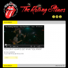 "The Rolling Stones Awesome ""Page Not Found"" Error 404 Web Page"