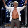 What Is The Scar On Roger Daltrey Stomach???