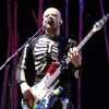 "Flea Paid Tribute To Fellow Bassist John Entwistle By Rocking A ""Skeleton Suit"""