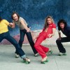 "The ""Super Cheesy"" Van Halen Roller Skating Photos"