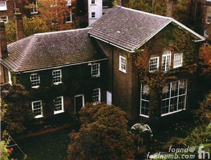 Garden Lodge Freddie Mercury Home Death Location November 24, 1991