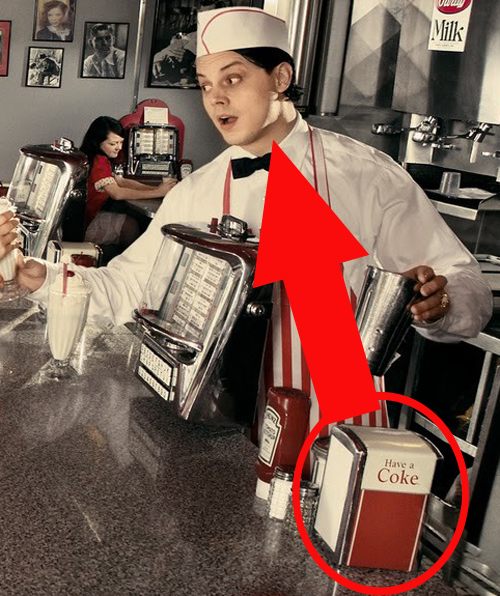 Jack White The Right Thing To Do Commercial Coca Cola Coke Ad