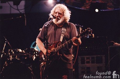Jerry Garcia Soldier Field Last Grateful Dead Show July 9, 1995