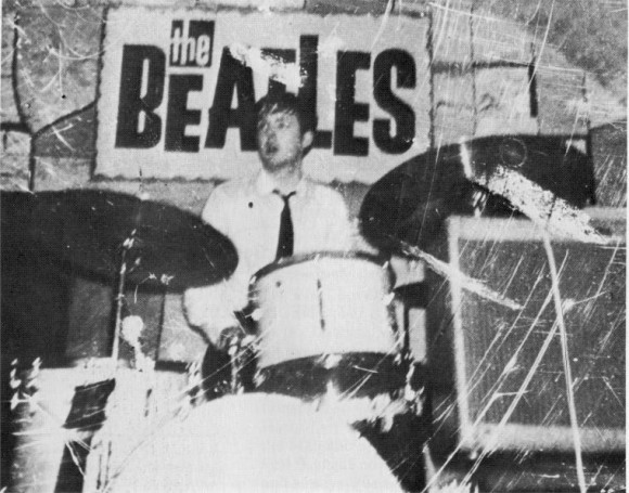 paul mccartney The Beatles Drums