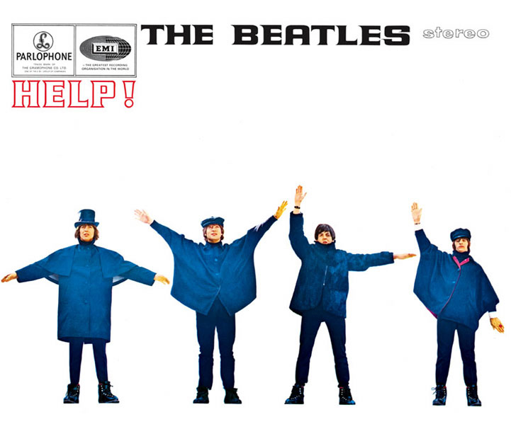 The Beatles Help! Semaphore Error NUJV