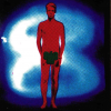 U2 Adam Clayton Acthung Baby Album Cover Censored