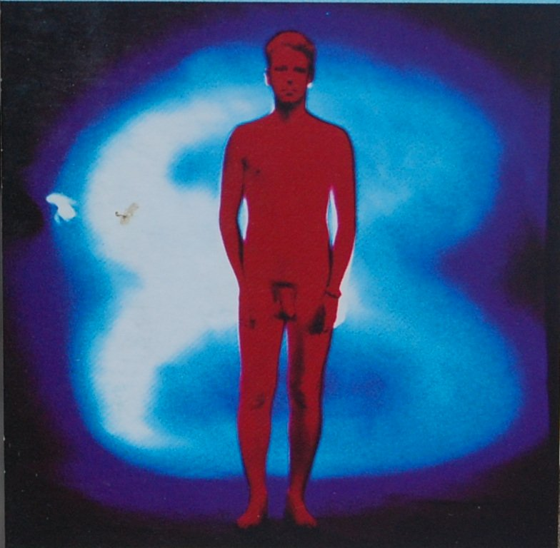 U2 Adam Clayton Naked Acthing Baby Uncensored Album Cover